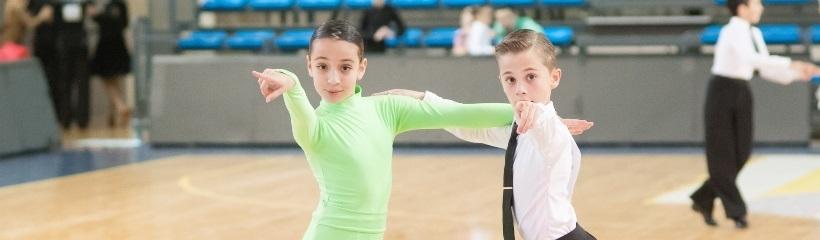 ריקודים סלוניים ולטינו אמריקאים לילדים